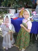 Праздник Святой Троицы в Камышине