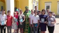 Праздник Троицы в г. Котово