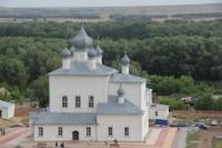 Престольный праздник в Кременско-Вознесенском монастыре