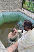 Заключённые приняли Таинство Крещения