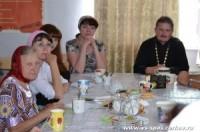 Первое заседание православного клуба «Лоза»