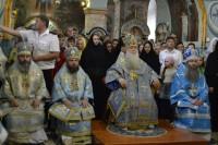 """Празднование явления иконы Божией Матери, именуемой """"Урюпинская"""""""