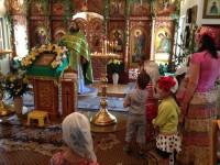 Праздник Святой Троицы и день Святого Духа