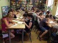 «День балалайки» в Городской православной библиотеке