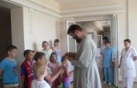 Визит в Детскую соматическую больницу