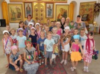 Экскурсия учащихся в Соборный храм