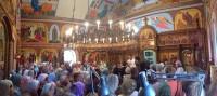 Поездка в мужской монастырь