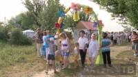 В селе Лебяжье отметили День семьи, любви и верности