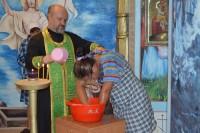 Крещение в колонии