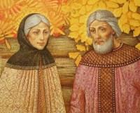 Рассказ о Петре и Февронии