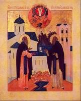Престольный праздник в монастыре