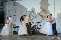 В Волгограде отметили День влюблённых по-русски