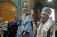 Соборное богослужение прошло в Волгограде