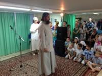 Православный лагерь устроил выпускной вечер