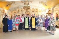 День семьи, любви и верности в селе Заплавное