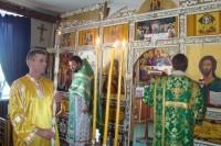 Божественная литургия в исправительной колонии