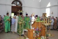 Престольный День храма в Новониколаевске