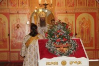 Божественная Литургия в Урюпинске