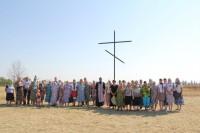 В день Илии пророка освященён Поклонный Крест