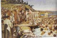 Праздник Крещения Руси прошёл в Волгограде