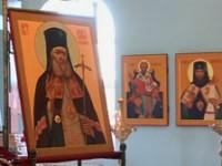 Молебен за мир на Украине