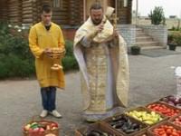 Православные отмечают Яблочный спас