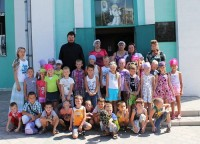 Экскурсия детского сада в храм