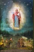 Чудотворная икона в Волжском благочинии