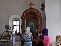 Волжский облетят с чудотворной иконой Богородицы