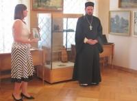 Состоялось открытие выставки «Православная Россия»