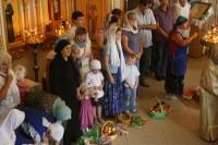 Праздник Преображения в Заплавном