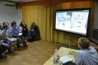 Заседание секции «Прикладного творчества»
