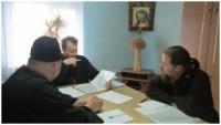 Собрание духовенства Клетского благочиния