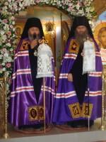 Божественная Литургия в женском монастыре