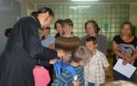 Подарки для украинских школьников