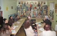 Собрание педагогов центра «Жизнь»