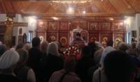 Праздник Воздвижения Креста Господня на приходе