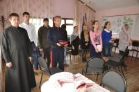 Собрание молодёжного отдела храма Святого Иоанна Кронштадтского