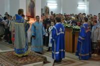 Рождество Пресвятой Богородицы в храме