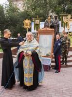 В Волгограде отметили 100-летие со дня чудесного явления Богородицы