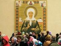 Поклониться святой Матроне