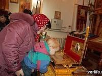 В Волгоград привезут мощи целителя Пантелеимона
