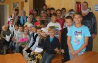 Рождество Пресвятой Богородицы в воскресной школе