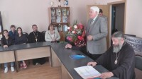 Встреча епископа с преподавателями и студентами