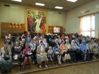 Организационное собрание воскресной школы