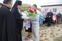 Епископ Иоанн посетил приходы Николаевского благочиния