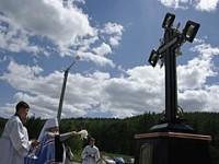 Поклонный крест в Гумраке