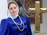 В Волгоградской области выбрали донскую казачку