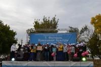 Православный фестиваль в с. Лог