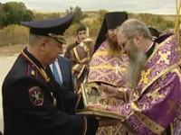 Полицейские вернули монастырю украденные святыни
